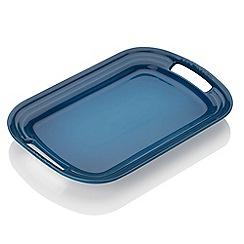 Le Creuset - Small Platter 31cm Mars Blue