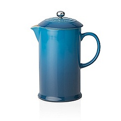 Le Creuset - Coffee Pot & Press Mars Blue