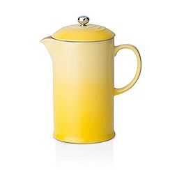Le Creuset - Coffee Pot & Press Soleil