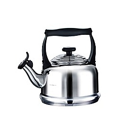 Le Creuset - Stainless steel traditional kettle