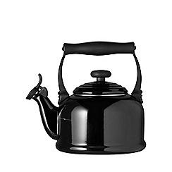 Le Creuset - Black traditional kettle