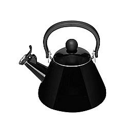 Le Creuset - Black kone kettle