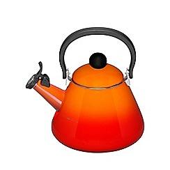 Le Creuset - Volcanic kone kettle