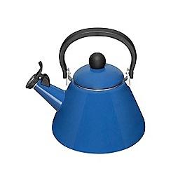 Le Creuset - Marseille blue kone kettle