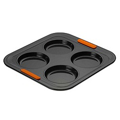 Le Creuset - Bakeware 4 cup yorkshire pudding tray