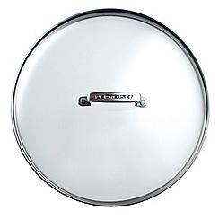 Le Creuset - Toughened Non-Stick 18cm glass lid