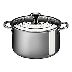 Le Creuset - SS EU 28cm Stockpot with Lid
