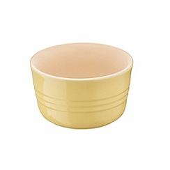 Le Creuset - Elysees Yellow Ramekins X 2