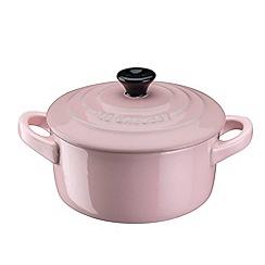 Le Creuset - Petite Chiffon Pink Round Casserole