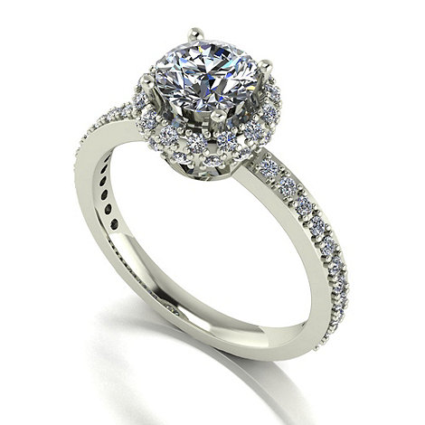 Moissanite Rings Debenhams