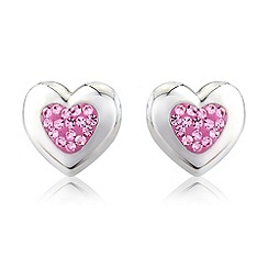 Precious Moments - Sterling silver studs