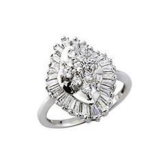 Love Story - Sensational stone set dress ring