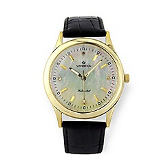 Sovereign - 9ct Gold Diamond Set Watch
