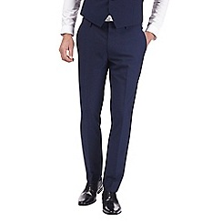 Burton - Skinny fit midnight navy suit trousers