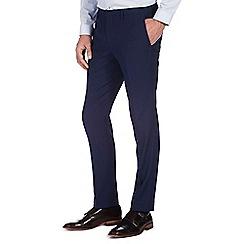 Burton - Indigo essential skinny fit suit trousers