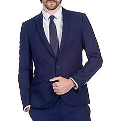 Burton - Indigo essential skinny fit suit jacket