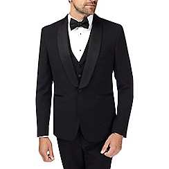 Burton - Montague burton 100% wool black tuxedo jacket