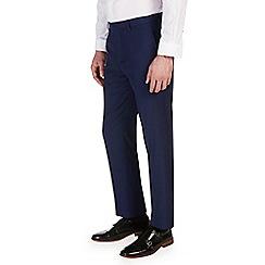Burton - Indigo essential tailored fit suit trousers
