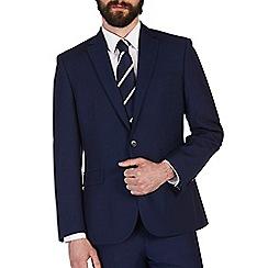 Burton - Indigo essential tailored fit suit jacket