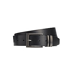 Burton - Black keeper detail belt