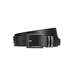 Burton - Black keeper detail belt
