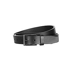 Burton - Side textured cut edge belt