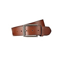 Burton - Brown casual jeans belt