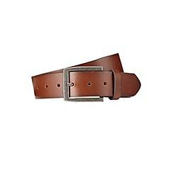 Burton - Brown casual jeans belt