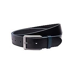 Burton - Black belt with blue keeper