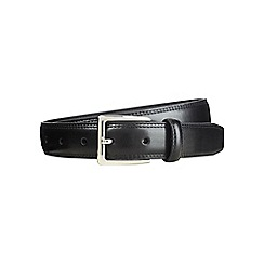 Burton - Black formal belt