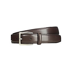 Burton - Brown formal belt