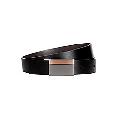 Burton - Rose buckle reversible belt