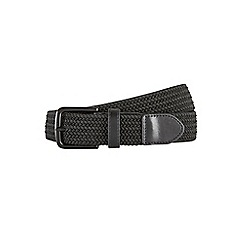 Burton - Black stretch belt