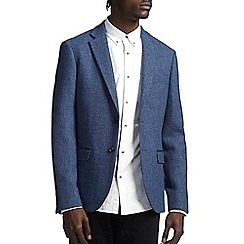 Burton - Montague burton blue wool blazer