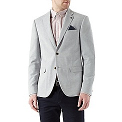 Burton - Grey textured blazer