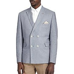 Burton - Light blue double breasted blazer
