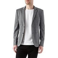 Burton - Grey jersey blazer
