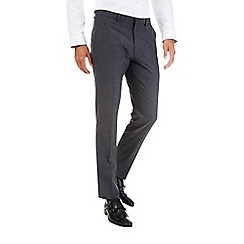 Burton - Navy skinny fit trousers