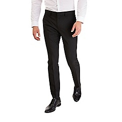Burton - 2 pack skinny fit formal trousers