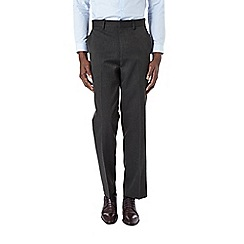 Burton - Regular fit grey formal trousers