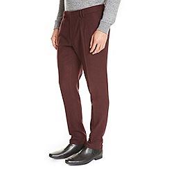 Burton - Montague premium berry trousers