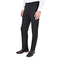 Burton - Black slim  fit formal trousers