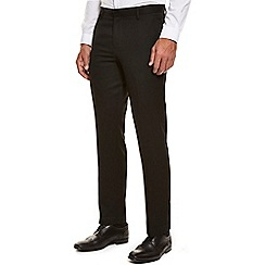 Burton - Black tailored fit formal trousers