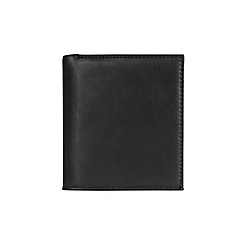 Burton - Black bi-fold card holder
