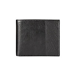 Burton - Black textured wallet