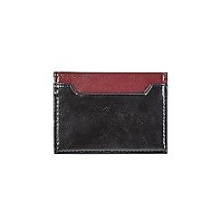 Burton - Black contrast cardholder