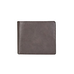 Burton - Brown bilfold wallet