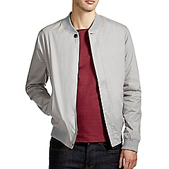 Burton - Grey bomber jacket