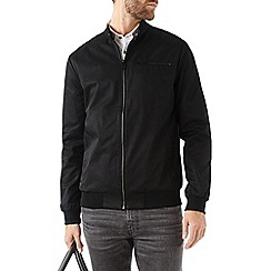 Burton - Black smart zip bomber