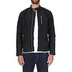 Burton - Black racer jacket